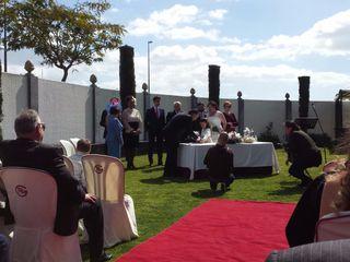 La boda de Fátima y Manuel Miguel 1