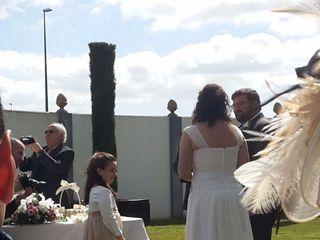 La boda de Fátima y Manuel Miguel 3