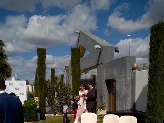 La boda de Fátima y Manuel Miguel