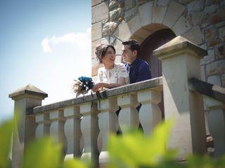 La boda de Saioa  y Javi 1