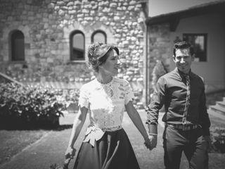 La boda de Saioa  y Javi 2