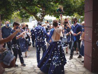 La boda de Saioa  y Javi 3