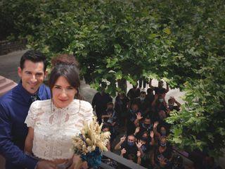 La boda de Saioa  y Javi