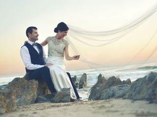 La boda de Ronan y Michelle