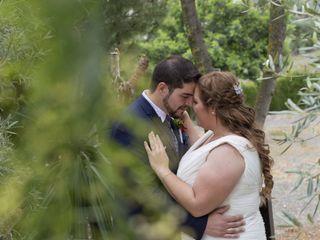 La boda de Chere y Javi