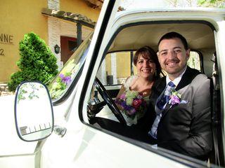 La boda de Neyma y Tomas