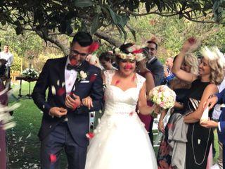 La boda de Vanessa  y Sergio  3