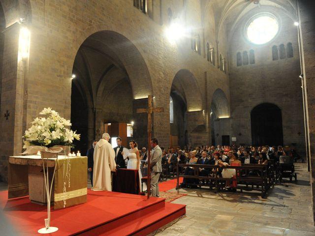 La boda de Dani y Eva en Girona, Girona 12