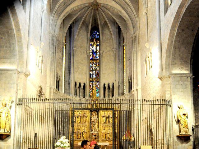 La boda de Dani y Eva en Girona, Girona 13