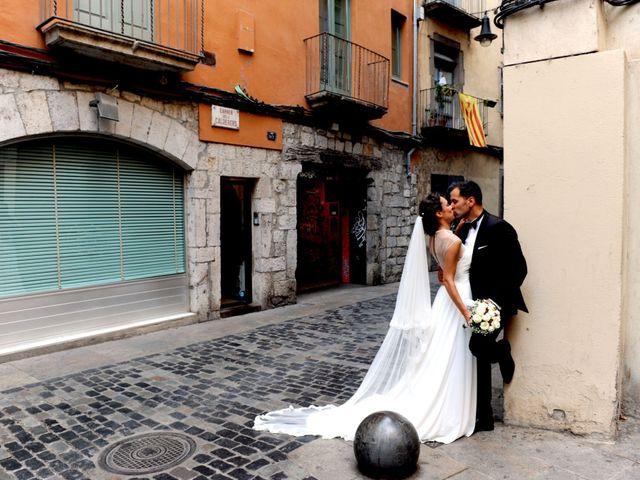 La boda de Dani y Eva en Girona, Girona 16