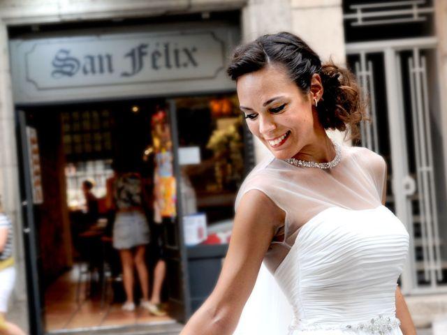 La boda de Dani y Eva en Girona, Girona 17