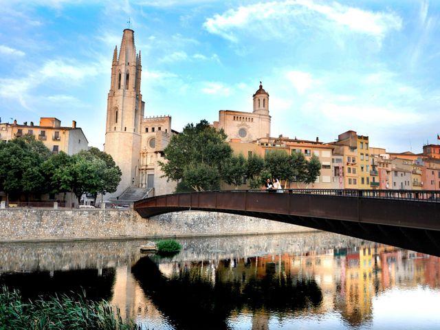 La boda de Dani y Eva en Girona, Girona 19