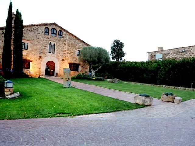 La boda de Dani y Eva en Girona, Girona 21