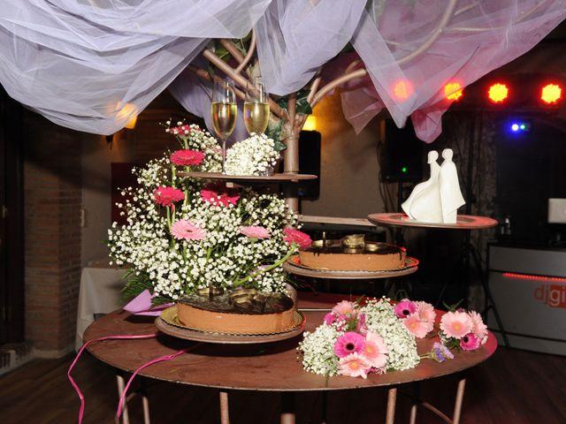 La boda de Dani y Eva en Girona, Girona 27