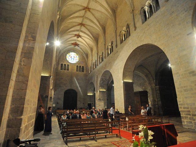 La boda de Dani y Eva en Girona, Girona 29