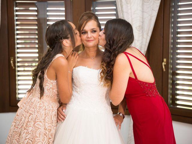 La boda de Jose y Lucia en O Barco, Orense 9