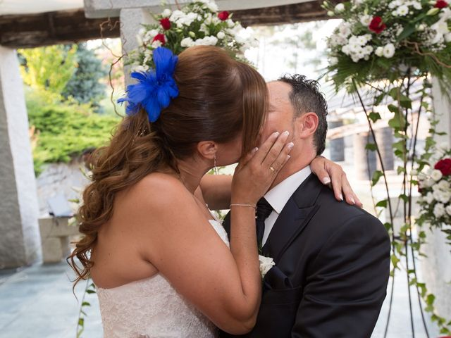 La boda de Jose y Lucia en O Barco, Orense 16