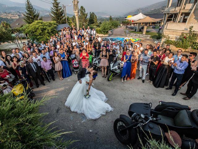 La boda de Jose y Lucia en O Barco, Orense 18
