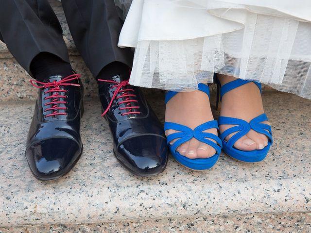La boda de Jose y Lucia en O Barco, Orense 19