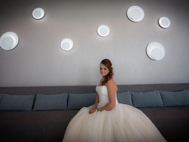 La boda de Jose y Lucia en O Barco, Orense 22