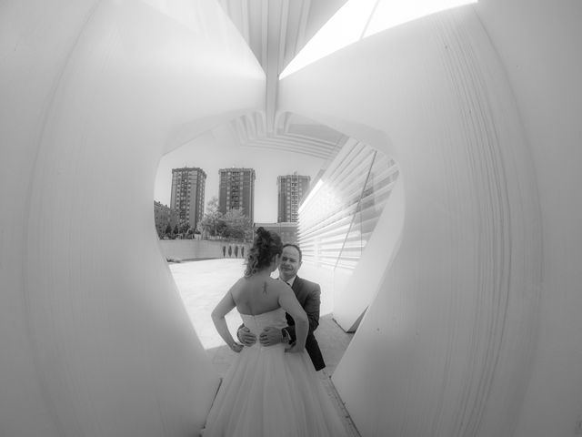 La boda de Jose y Lucia en O Barco, Orense 26