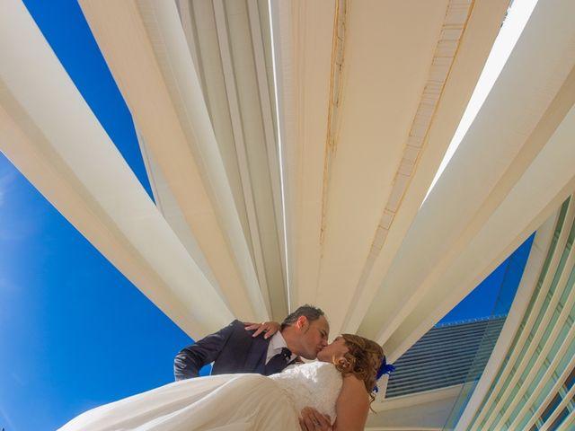La boda de Jose y Lucia en O Barco, Orense 27