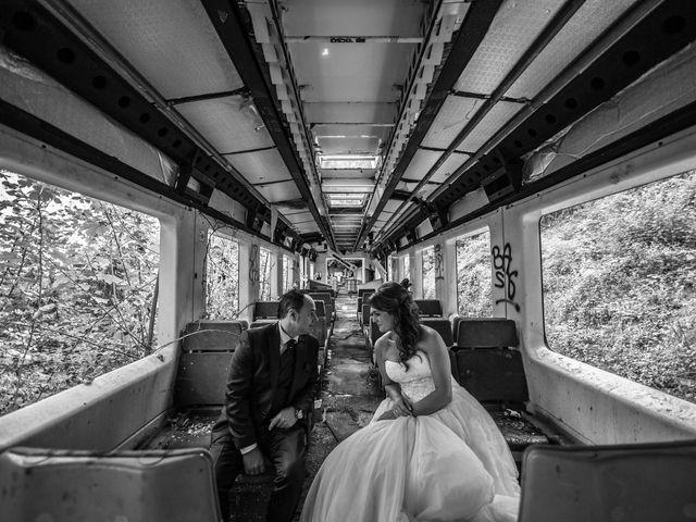 La boda de Jose y Lucia en O Barco, Orense 31