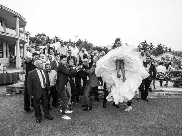 La boda de Jose y Lucia en O Barco, Orense 42