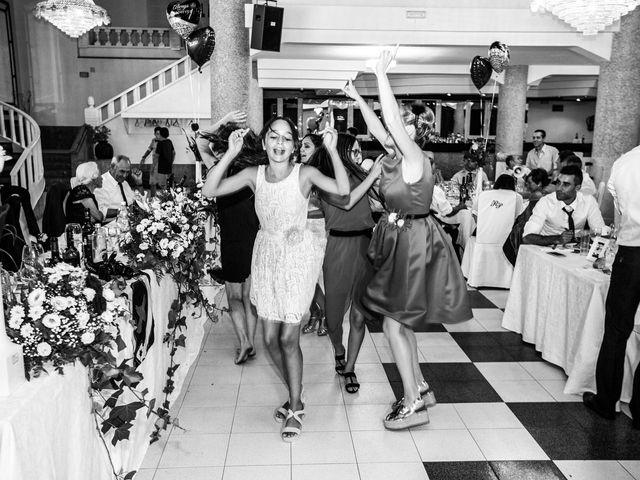 La boda de Jose y Lucia en O Barco, Orense 43