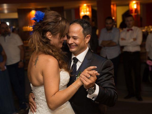 La boda de Jose y Lucia en O Barco, Orense 46
