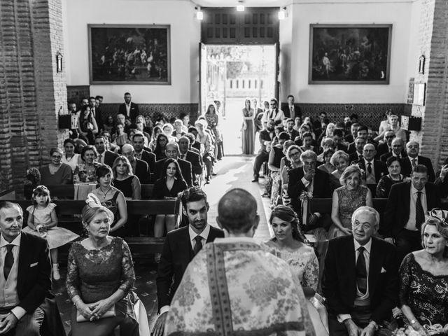 La boda de Oscar y Nuria en Toledo, Toledo 20