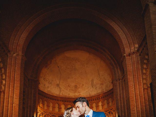 La boda de Oscar y Nuria en Toledo, Toledo 22