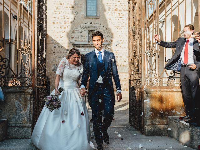 La boda de Oscar y Nuria en Toledo, Toledo 23