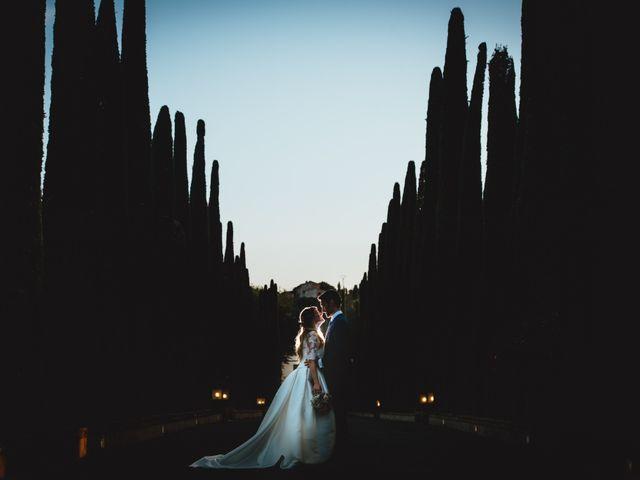 La boda de Oscar y Nuria en Toledo, Toledo 1