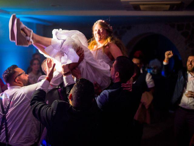 La boda de Oscar y Nuria en Toledo, Toledo 35