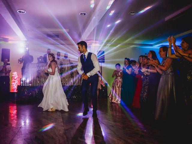 La boda de Oscar y Nuria en Toledo, Toledo 41
