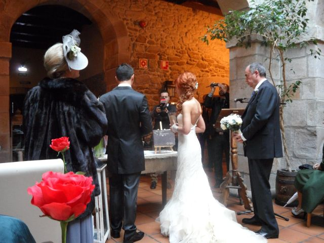 La boda de Toni y Amaia en Balmaseda, Vizcaya 5