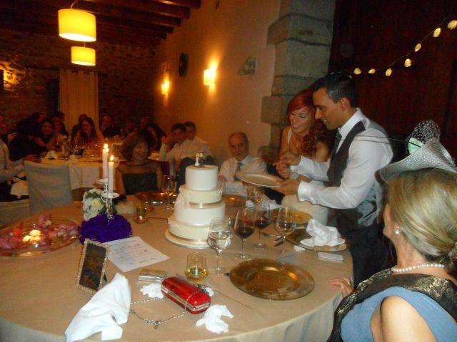 La boda de Toni y Amaia en Balmaseda, Vizcaya 15