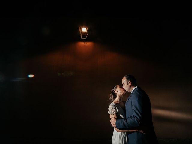 La boda de Beatriz y Alfredo