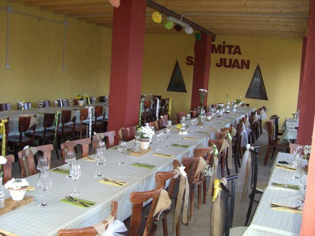 La boda de Ancor y Valesia  en Trasmontaña, Las Palmas 9