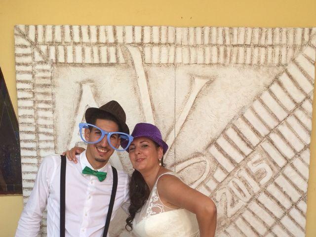 La boda de Ancor y Valesia  en Trasmontaña, Las Palmas 11