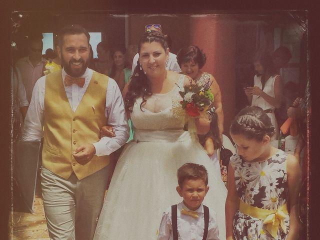 La boda de Ancor y Valesia  en Trasmontaña, Las Palmas 13