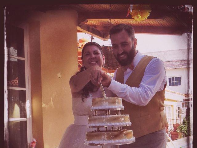 La boda de Ancor y Valesia  en Trasmontaña, Las Palmas 14