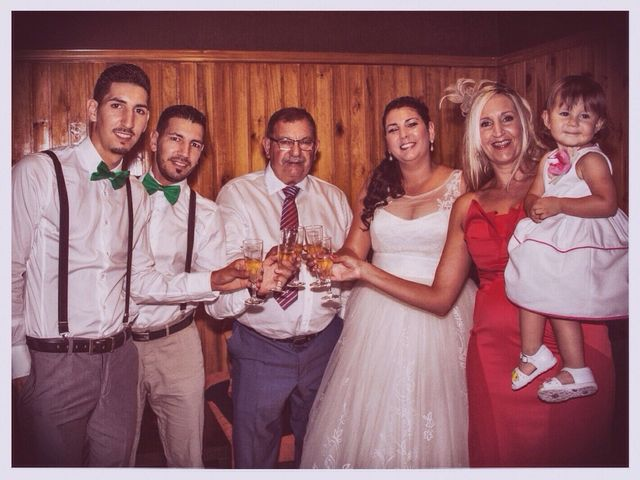 La boda de Ancor y Valesia  en Trasmontaña, Las Palmas 15