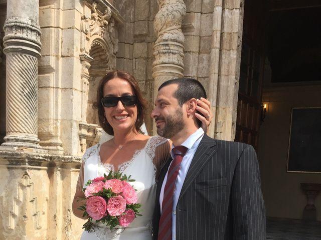 La boda de Alba y Antonio