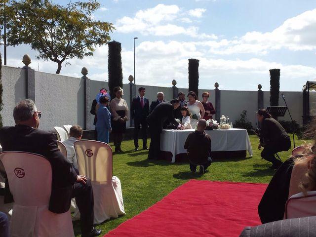 La boda de Manuel Miguel y Fátima en Huelva, Huelva 3