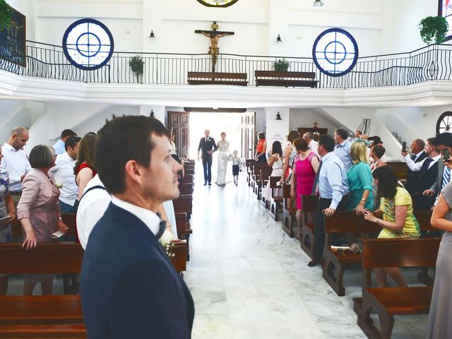 La boda de Michelle y Ronan en Benahavis, Málaga 11