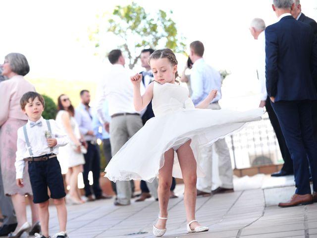 La boda de Michelle y Ronan en Benahavis, Málaga 19