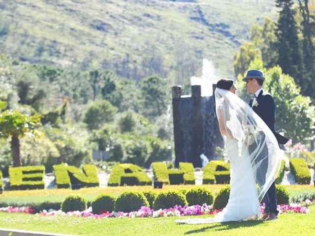 La boda de Michelle y Ronan en Benahavis, Málaga 20