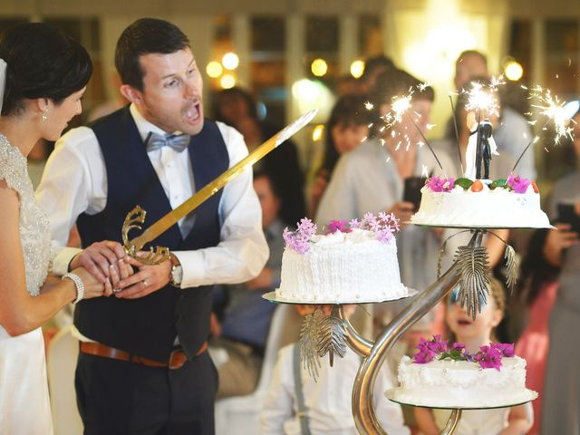 La boda de Michelle y Ronan en Benahavis, Málaga 23